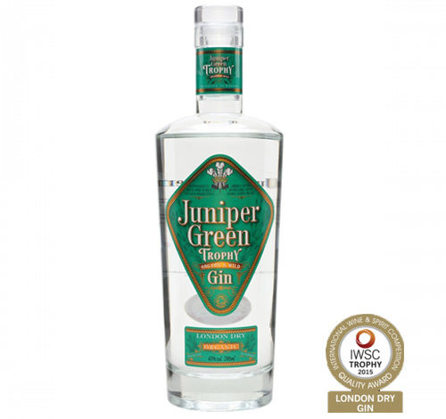 Gin Juniper Green Trophy