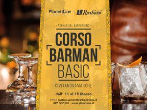 CORSO BARMAN BASIC MARZO