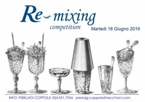 RE-MIXING COMPETITION 2019 18 GIUGNO